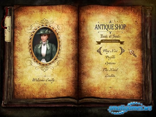 Antique Shop: Book of Souls Platinum Edition