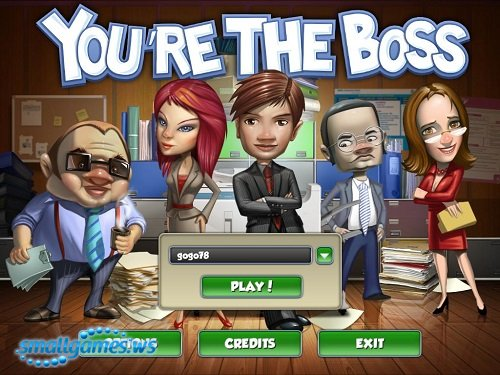 Youre The Boss