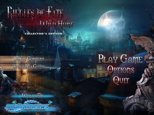 Riddles of Fate: Wild Hunt Collectors Edition