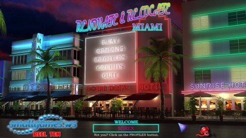 Renovate and Relocate 2 Miami