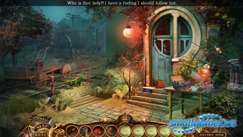 Web of Deceit 2: Deadly Sands Collectors Edition