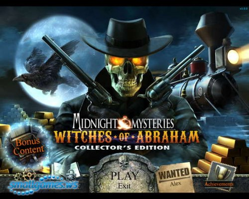 Midnight Mysteries 5: Witches of Abraham Collectors Edition