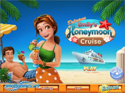 Delicious 9: Emilys Honeymoon Cruise Premium Edition