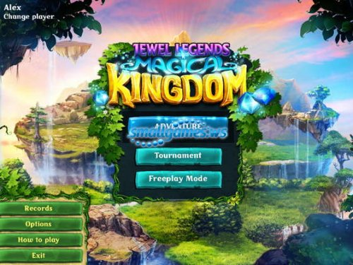 Jewel Legends 3: Magical Kingdom