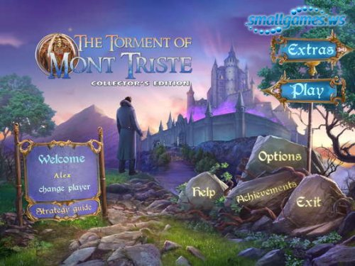 The Torment of Mont Triste Collectors Edition