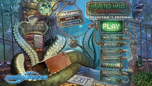 Haunted Halls 4: Nightmare Dwellers Collectors Edition
