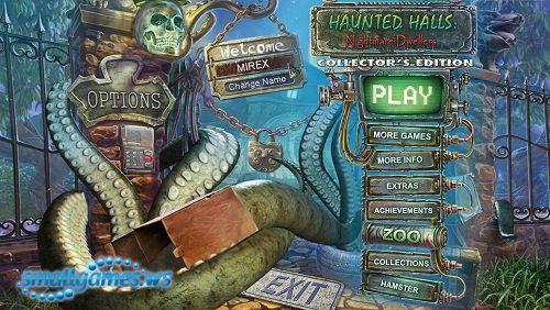 Haunted Halls 4: Nightmare Dwellers Collectors Edition