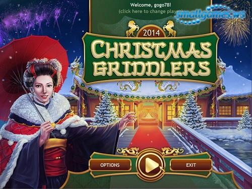 Christmas Griddlers 2014