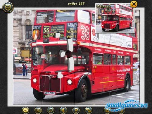 Пазл тур. Лондон