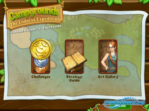 Campgrounds 2: The Endorus Expedition Collectors Edition