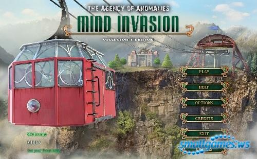 Agency of Anomalies 4: Mind Invasion Collectors Edition