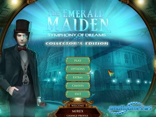 The Emerald Maiden: Symphony of Dreams Collectors Edition