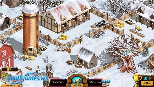 Фармингтонские рассказы 2  Зимний урожай