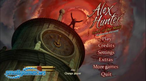 Alex Hunter: Lord of the Mind Platinum Edition