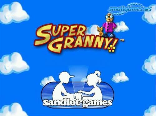 Super Granny 1-4