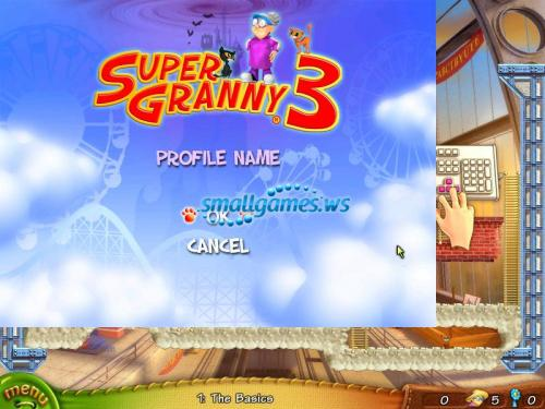 Супер бабушка 1,2,3,4 / Super Granny 1, 2, 3, 4