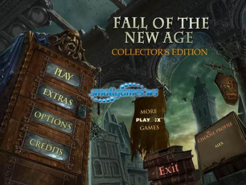 Fall of the New Age Collectors Edition