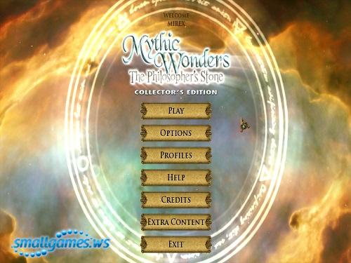Mythic Wonders: The Philosophers Stone Collectors Edition