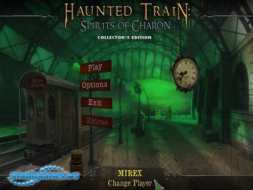 Haunted Train: Spirits of Charon Collectors Edition