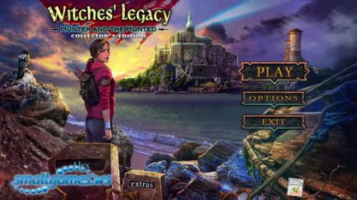 Witches Legacy 3: Hunter and the Hunted Collectors Edition