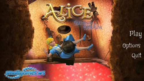Alice 2: Behind the Mirror
