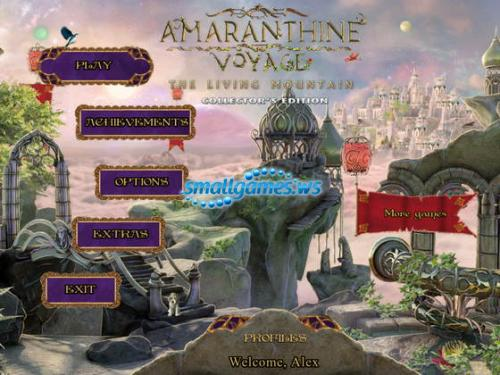 Amaranthine Voyage 2: The Living Mountain Collectors Edition