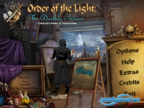 Order of the Light: The Deathly Artisan Collectors Edition