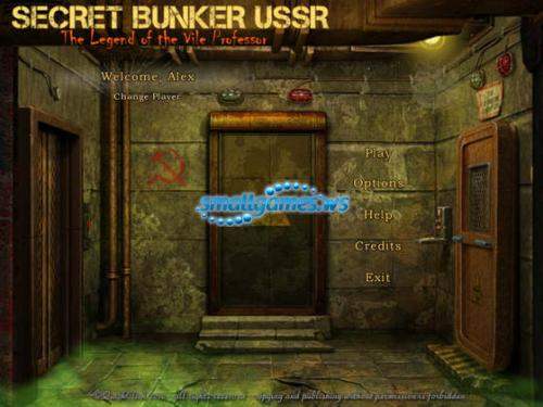 Secret Bunker USSR: The Legend of the Vile Professor