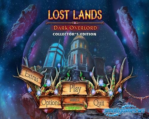 Lost Lands: Dark Overlord Collectors Edition
