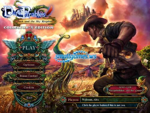 Dark Parables 6: Jack and the Sky Kingdom Collectors Edition