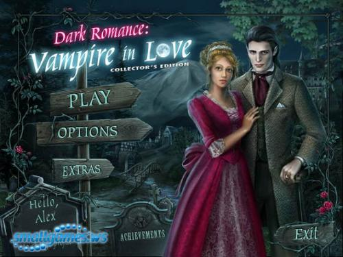 Dark Romance: Vampire in Love Collectors Edition