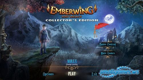 Emberwing: Lost Legacy Collectors Edition