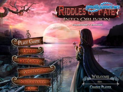 Riddles of Fate 2: Into Oblivion Collectors Edition