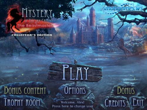 Mystery of Unicorn Castle 2: The Beastmaster Collectors Edition