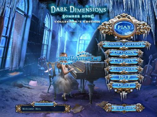 Dark Dimensions 4: Somber Song Collectors Edition