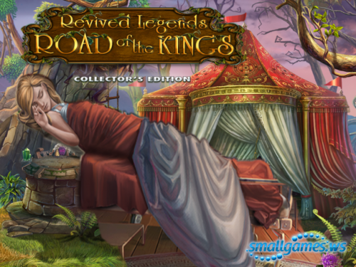 Revived Legends: Road of the Kings Collectors Edition