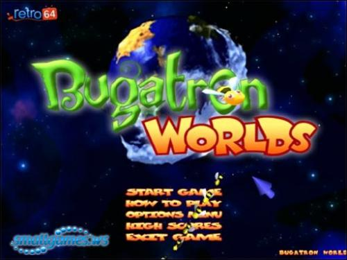 Bugatron Worlds