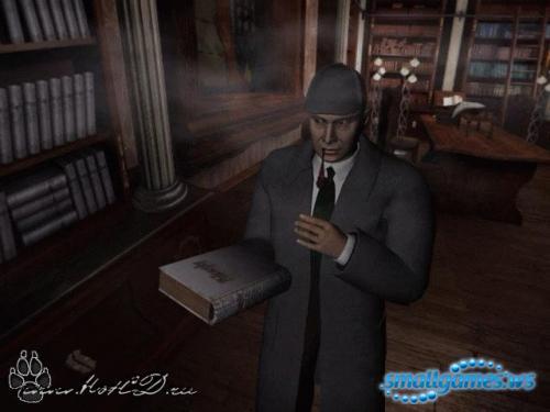 Шерлок Холмс. Пять Египетских Статуэток