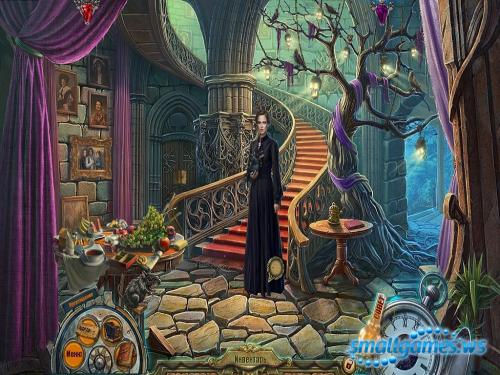 Dark Tales 6: Edgar Allan Poe's The Fall of the House of Usher Collector's Edition (русская версия)