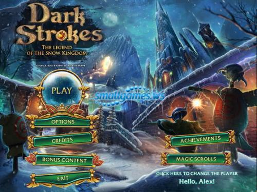 Dark Strokes 2: The Legend of the Snow Kingdom Collectors Edition