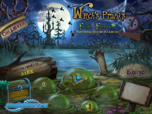 Witchs Pranks: Frogs Fortune. ������������� �������