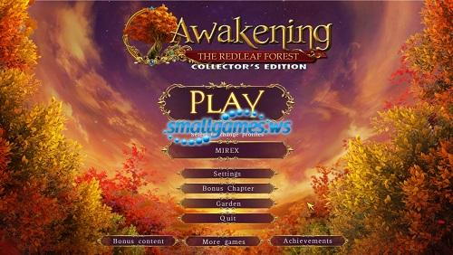 Awakening 6: The Redleaf Forest Collectors Edition