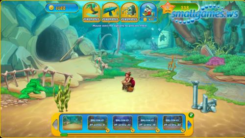 Fishdom: Depths of Time Collector's Edition (рус, eng)