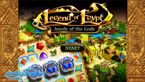Legend of Egypt 3: Jewels of the Gods
