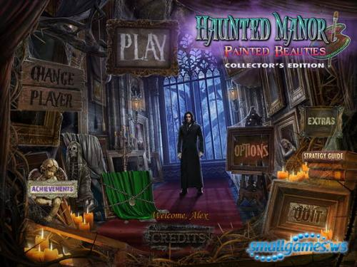 Haunted Manor: Painted Beauties Collectors Edition