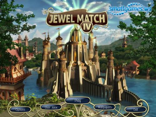 Jewel Match 4