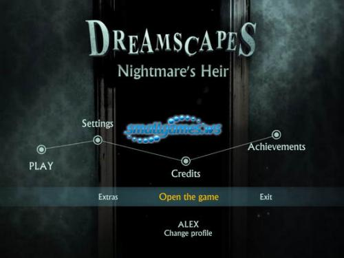 Dreamscapes 2: Nightmares Heir