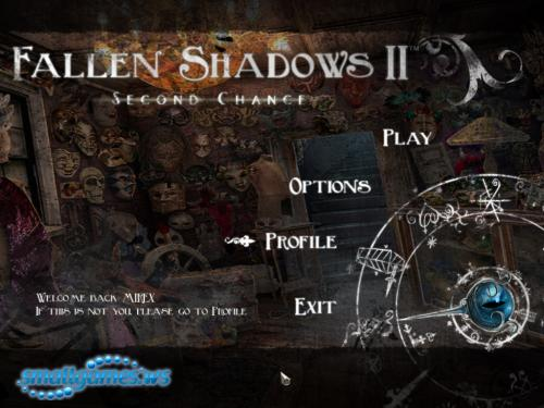 Fallen Shadows II: Second Chance Beta