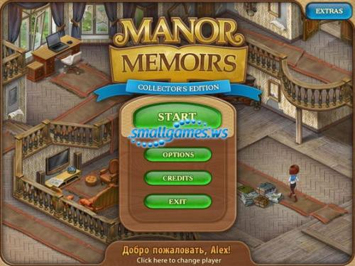 Manor Memoirs Collectors Edition (русская версия)