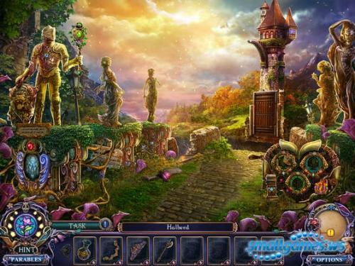 Dark Parables 7: Ballad of Rapunzel Collectors Edition